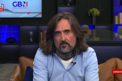Neil Oliver: 'We are in a version of an abusive relationship with our leaders.'