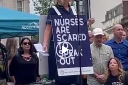 Truth telling Nurse shares the awful reality!