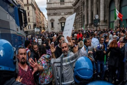 David Vance Podcast Italy removes your right to work – to keep you safe!